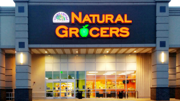 Natural Grocers Store Front