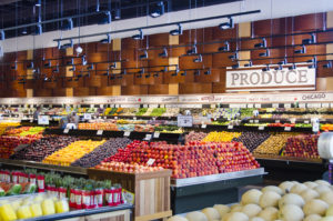 Pete's Fresh Market Produce Section