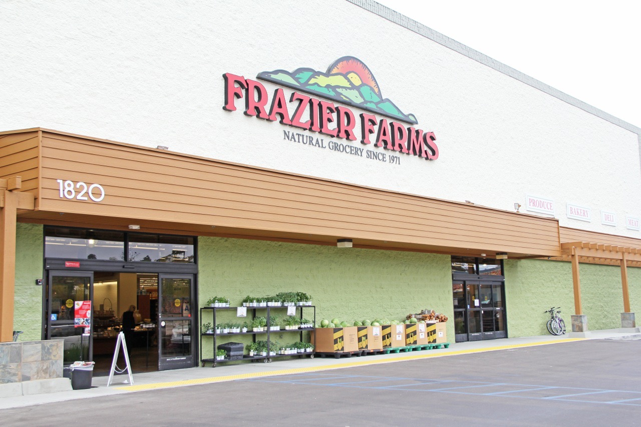 Frazier Farms Store Front