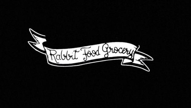 Rabbit Food Grocery logo