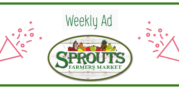 Weekly Ad - Sprouts logo